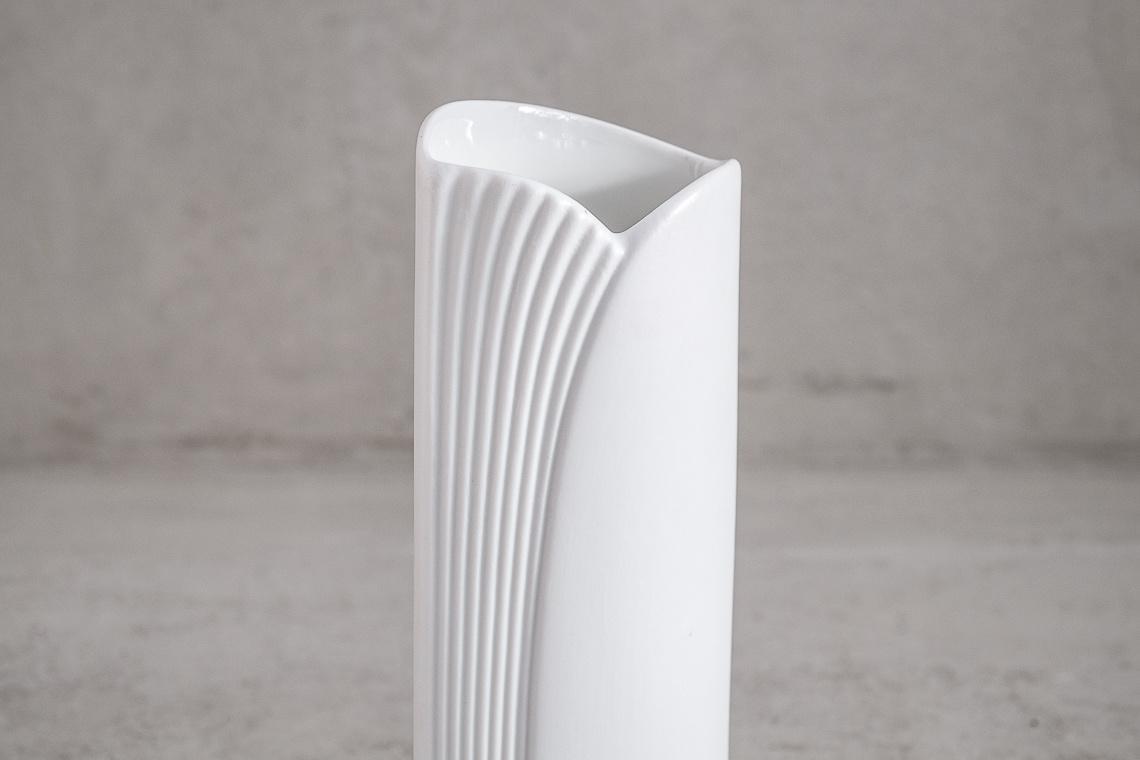 Porcelain Vase by Manfred Frey for a K Kaiser