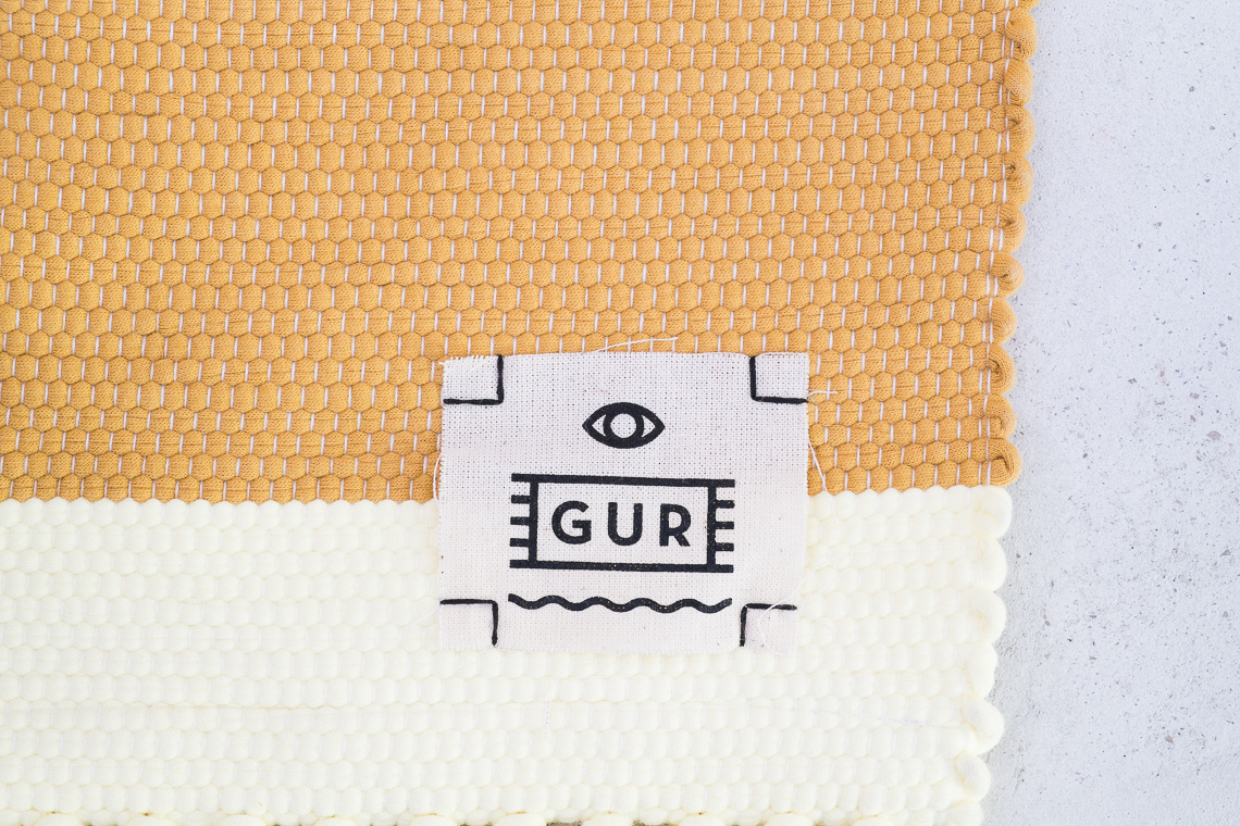 rug by Sarah Boris for GUR
