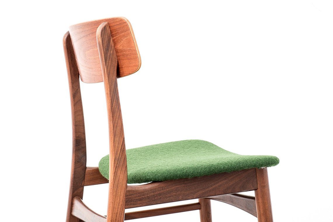 Set of 6 Dining Chairs from Farstrup Møbler
