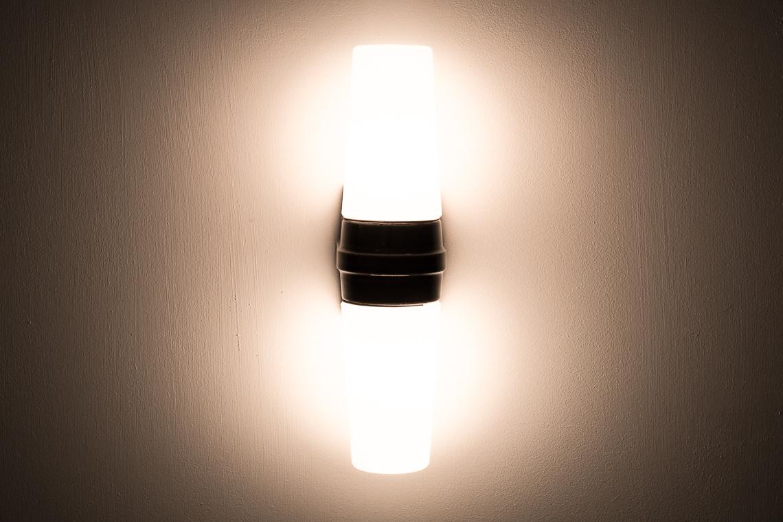 wall light model 6060 BY Sigvard Bernadotte for IFO Sweden