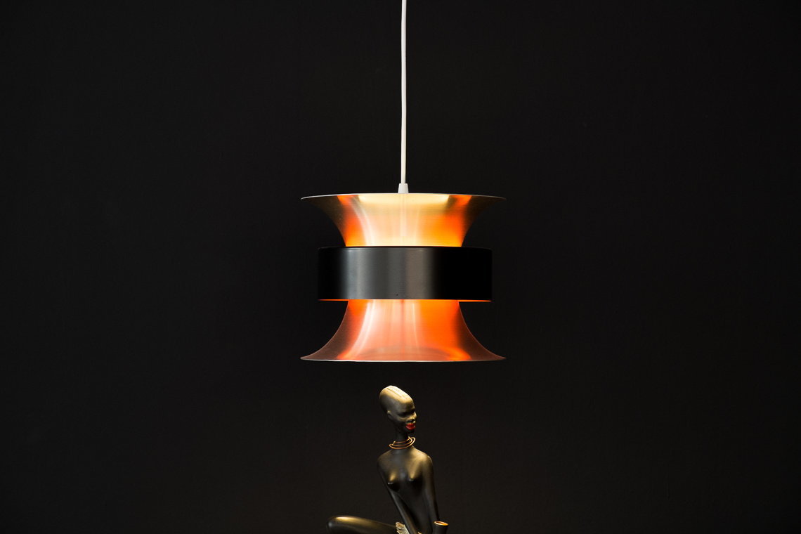VEB Metalldrücker ceiling light