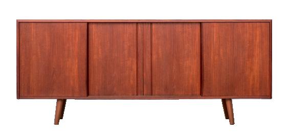 Danish Mid Century sideboard in teak