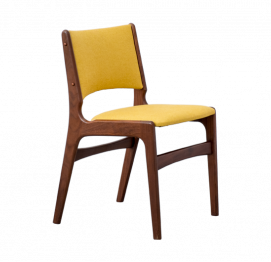 SET OF 4 ANDERSTRUP MØBELFABRIK TEAK DINING CHAIRS