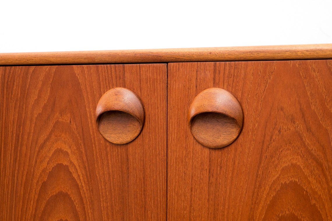TEAK SIDEBOARD DUNFERMLINE BY TOM ROBERTSON FOR MCINTOSH