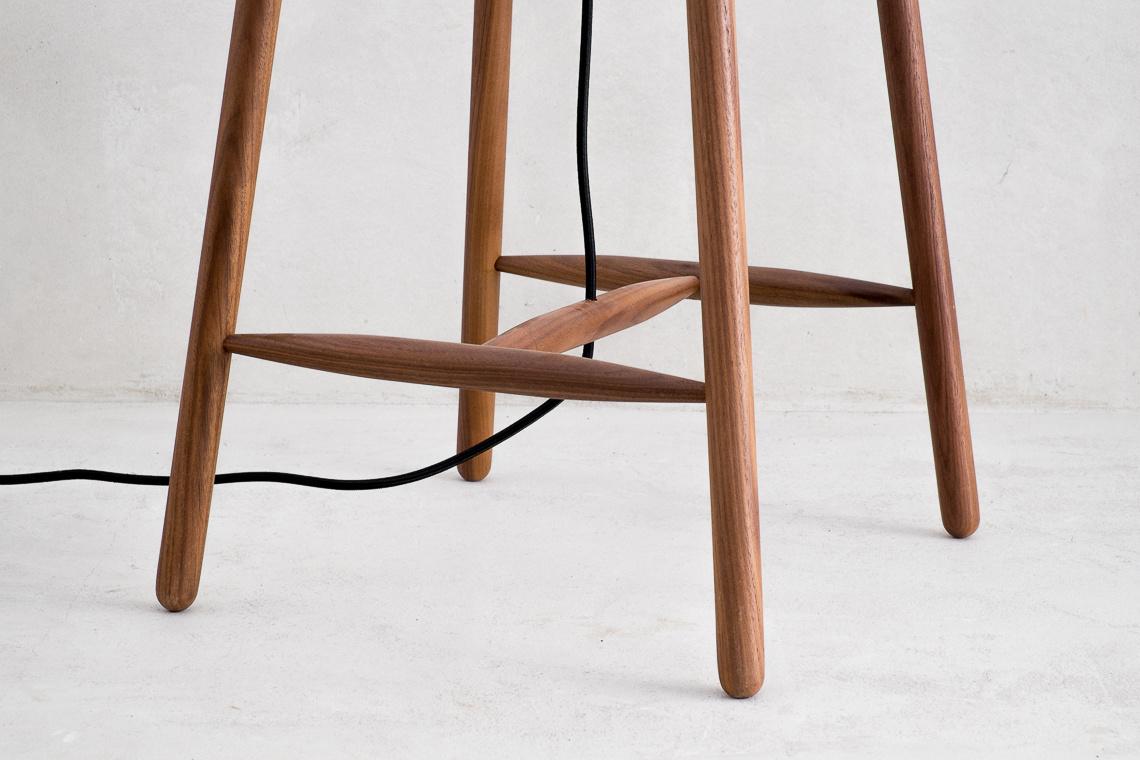 Hiti Floor Lamp by Bro & Guðmundsdóttir for FDB Denmark