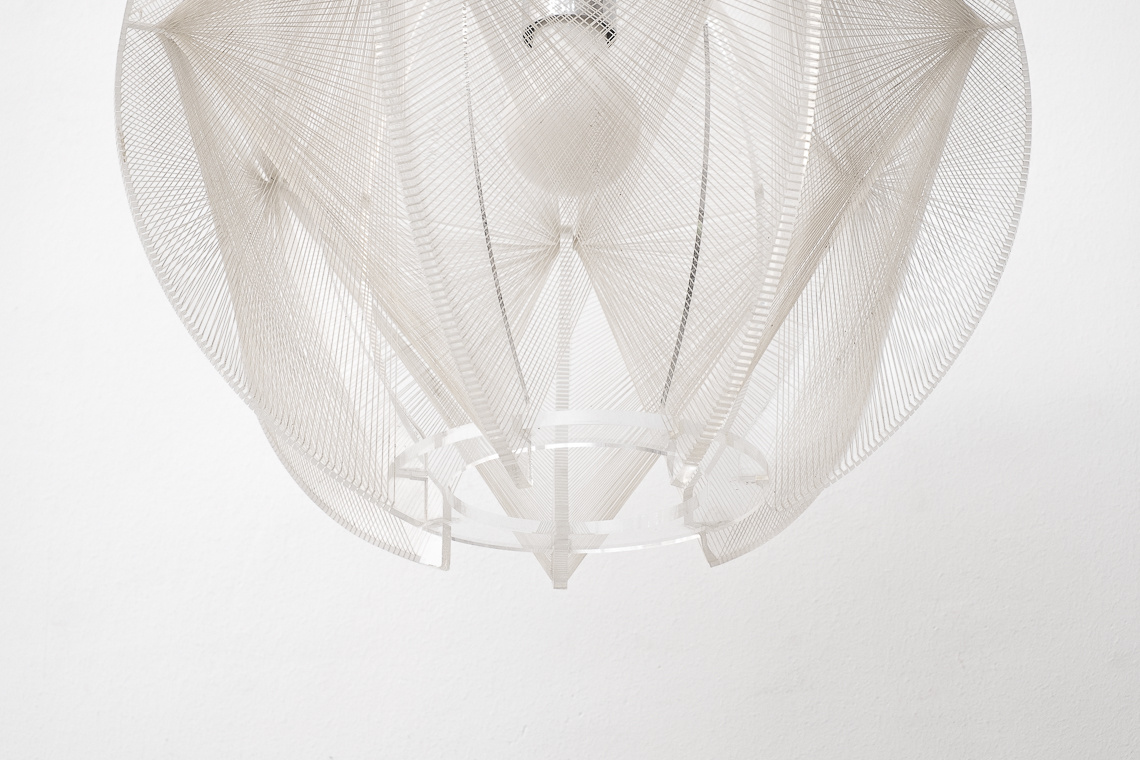 SPIDER HANGING LAMP BY PAUL SECON FOR SOMPEX