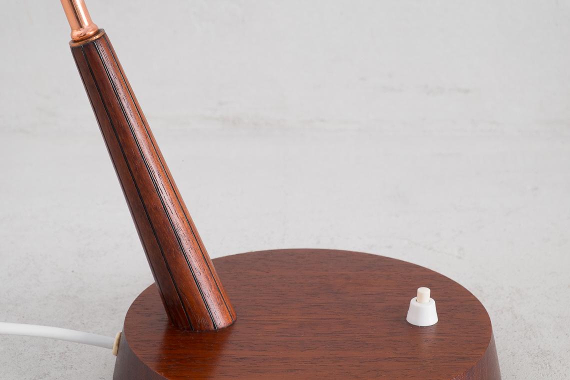 SWISS TABLE LAMP TYPE 33 OF TEMDE AG