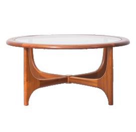 Stateroom Circular Coffee Table de Stonehill