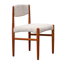 Set of Four dining chairs by Glostrup Mobelfabrik