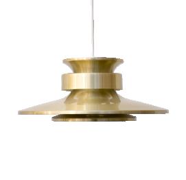 Golden aluminium Ceiling Light from Lyskaer