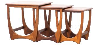 G Plan Fresco Nest of Tables
