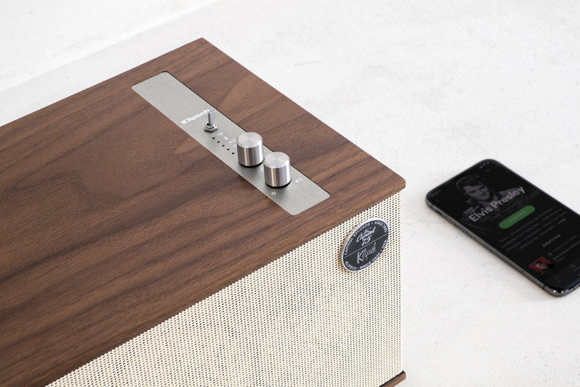 THE CAPITOL THREE SPECIAL EDITION BLUETOOTH SPEAKER