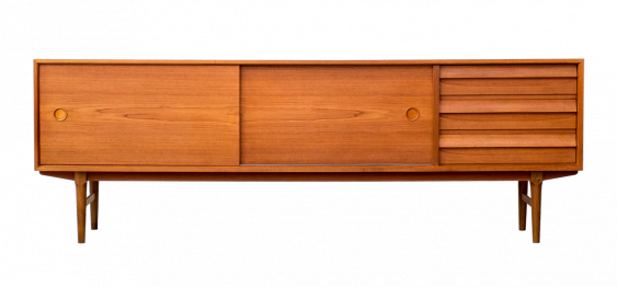 Midcentury Danish Sideboard in Teak