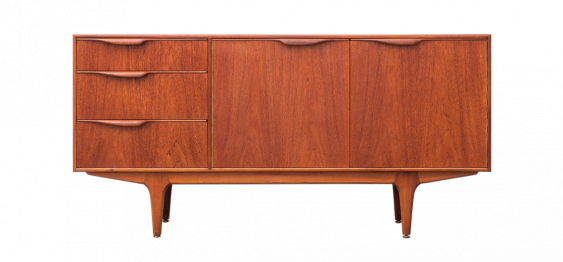 Teak Sideboard Moy by A.h. Mcintosh Scotland