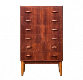 Mid-Century Danish Teak Chest of Drawers