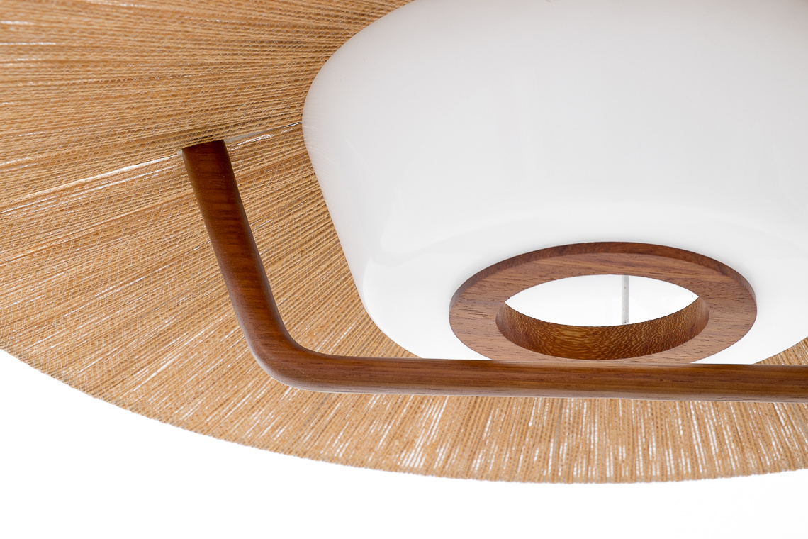 Large Extendable Ceiling Lamp BY TEMDE AG