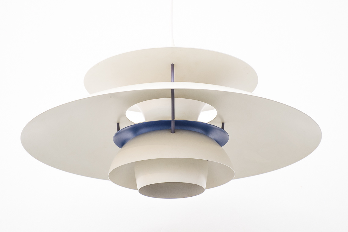 PH5 Ceiling Lamp by Poul Henningsen for Louis Poulsen