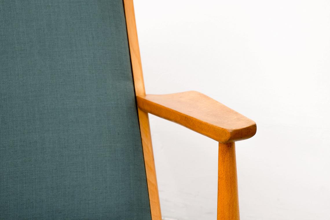 Boomerang Rocking Chair by Georg Jensen