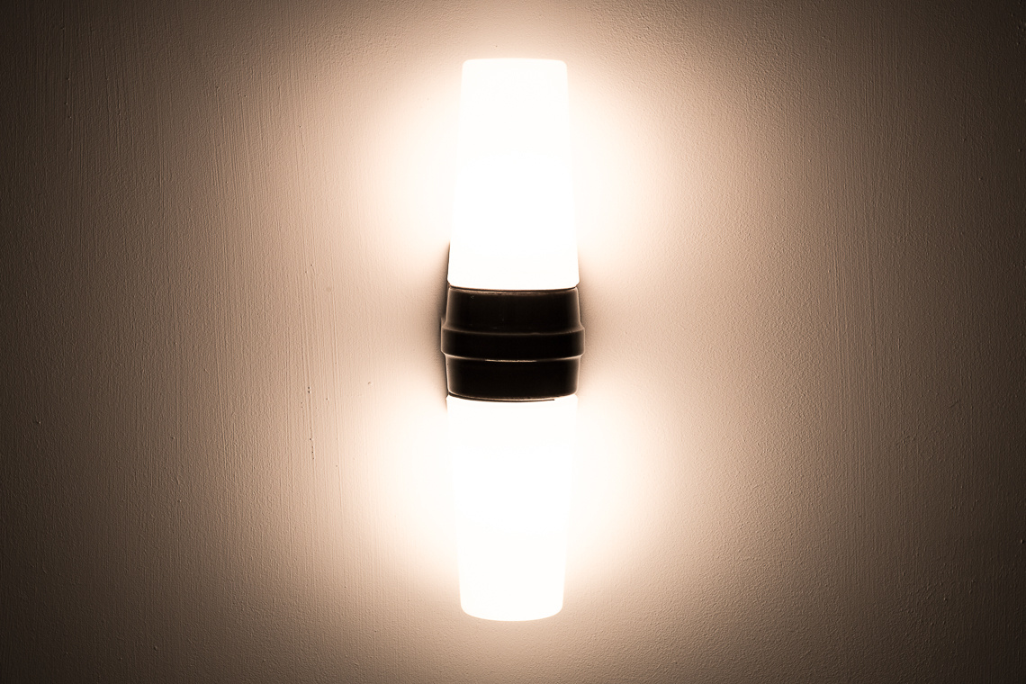 wall light model 6060 BY Sigvard Bernadotte for IFO Sweden
