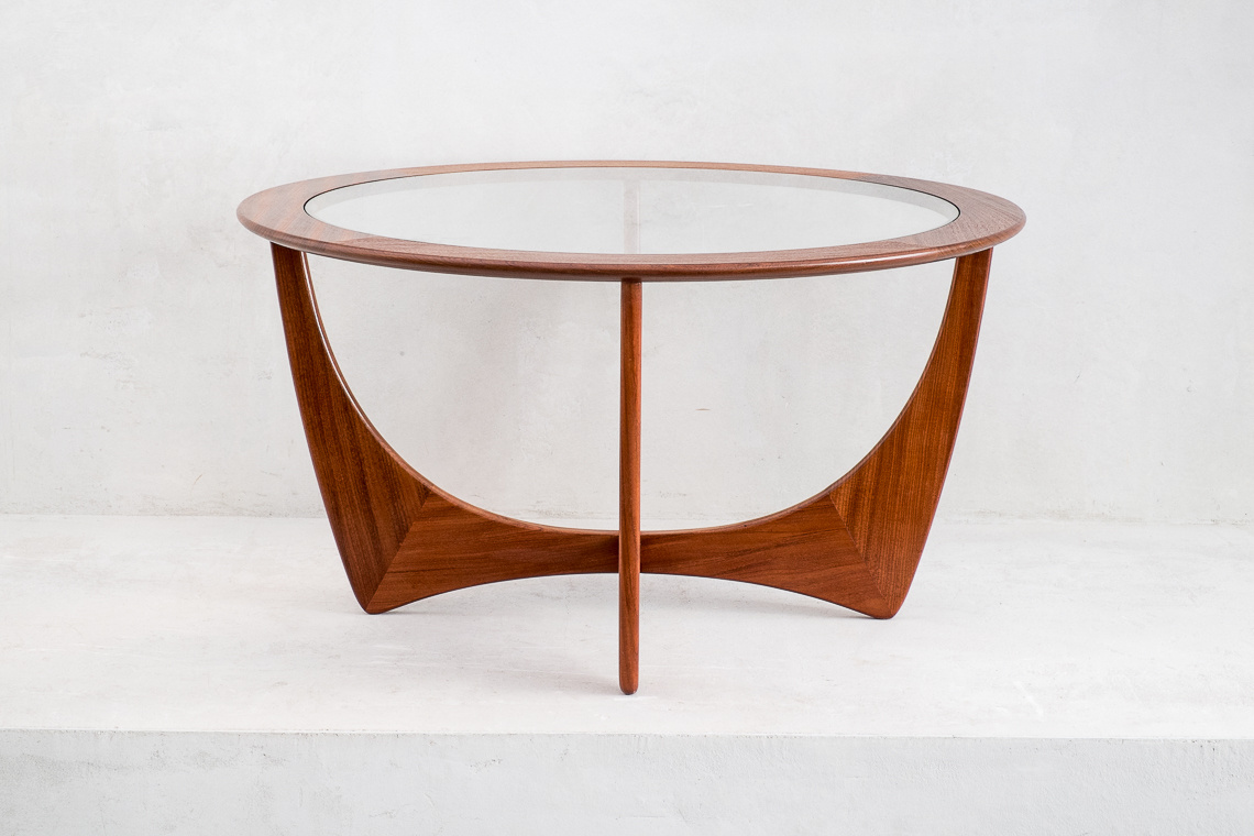 Astro Coffee Table by V.B. Wilkins for G-Plan