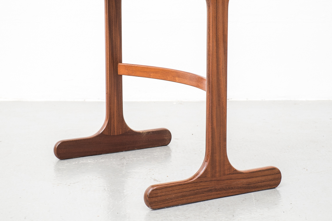 Teak Nest Of Tables By E.Gomme.