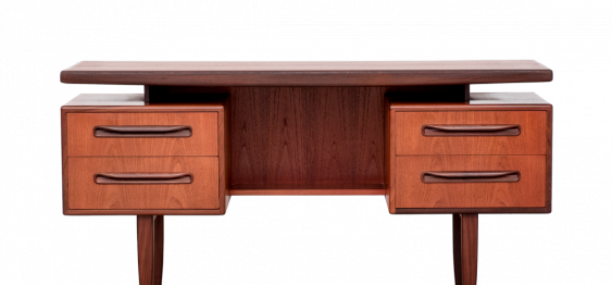Mid-Century Desk by V.B Wilkins for G-Plan