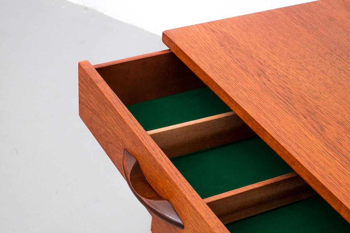 Mid Century Teak Sideboard by Avalon