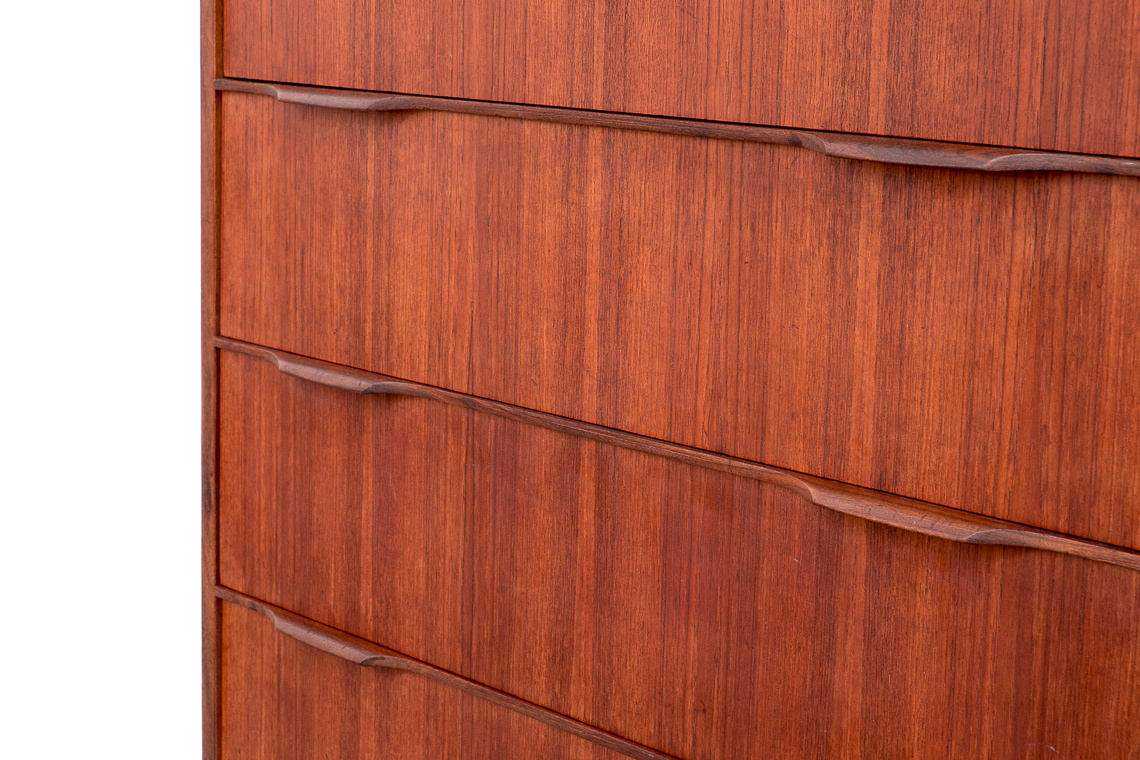 Mid Century Danish Chest of Drawers