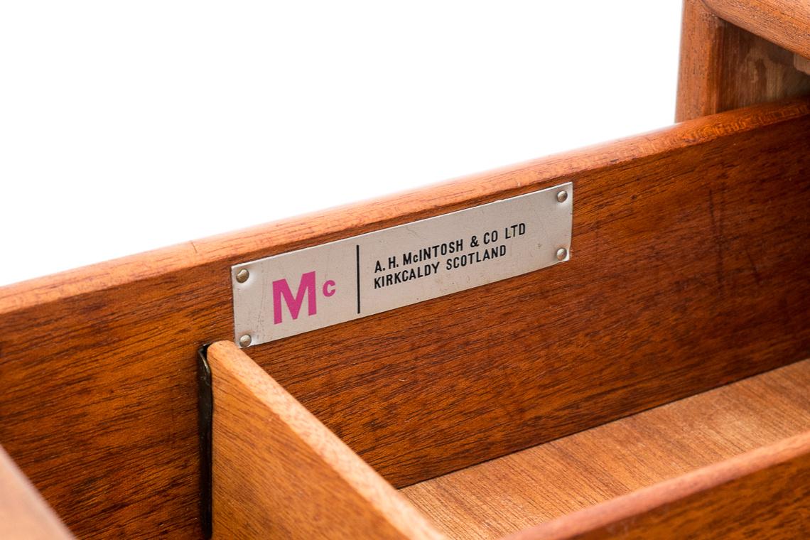 Mid-Century Teak Sideboard DUNVEGAN by A H McIntosh Scotland