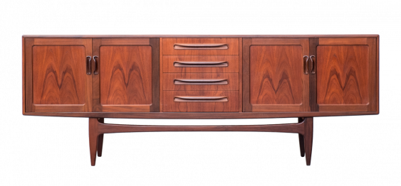Teak Sideboard Fresco by V.B. Wilkins for G-Plan