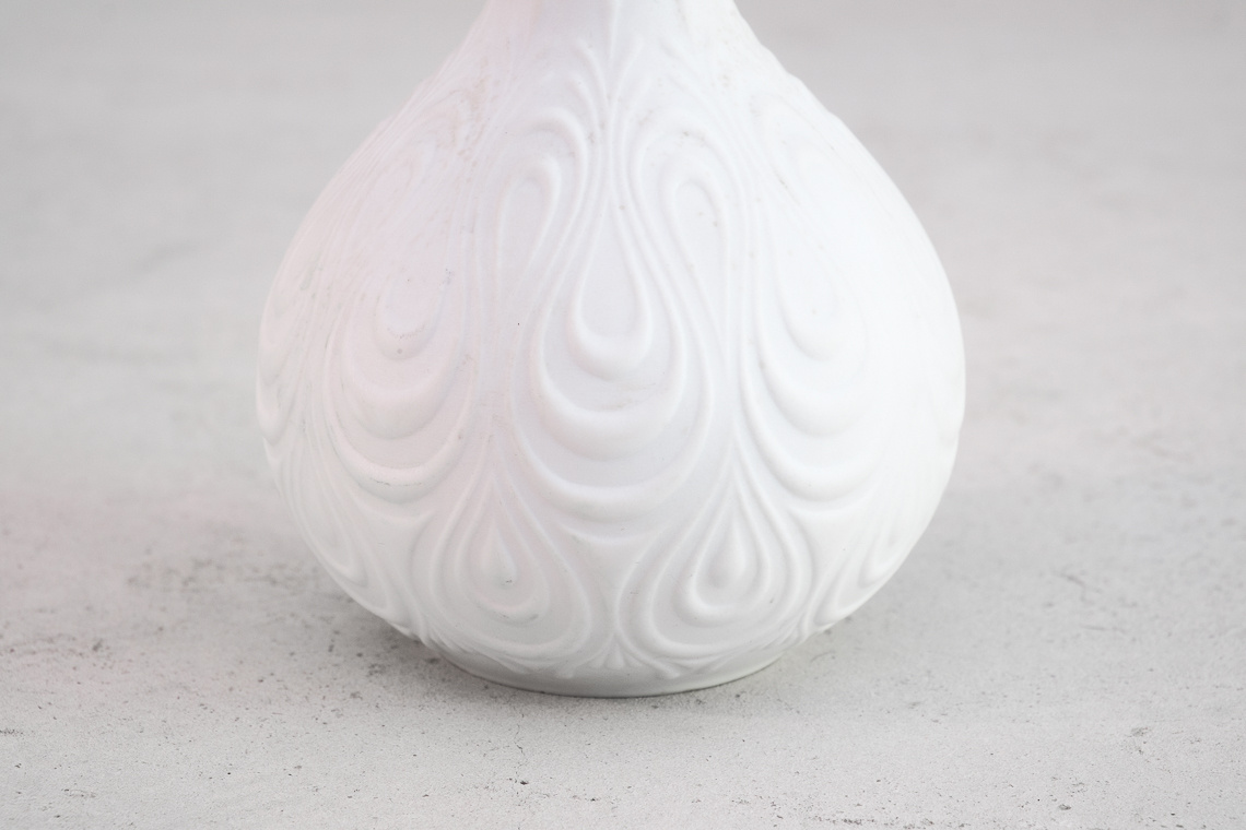 Porcelain Vase by Bjørn Wiinblad for Rosenthal