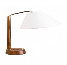 Swiss table lamp type 32 of Temde Leuchten AG