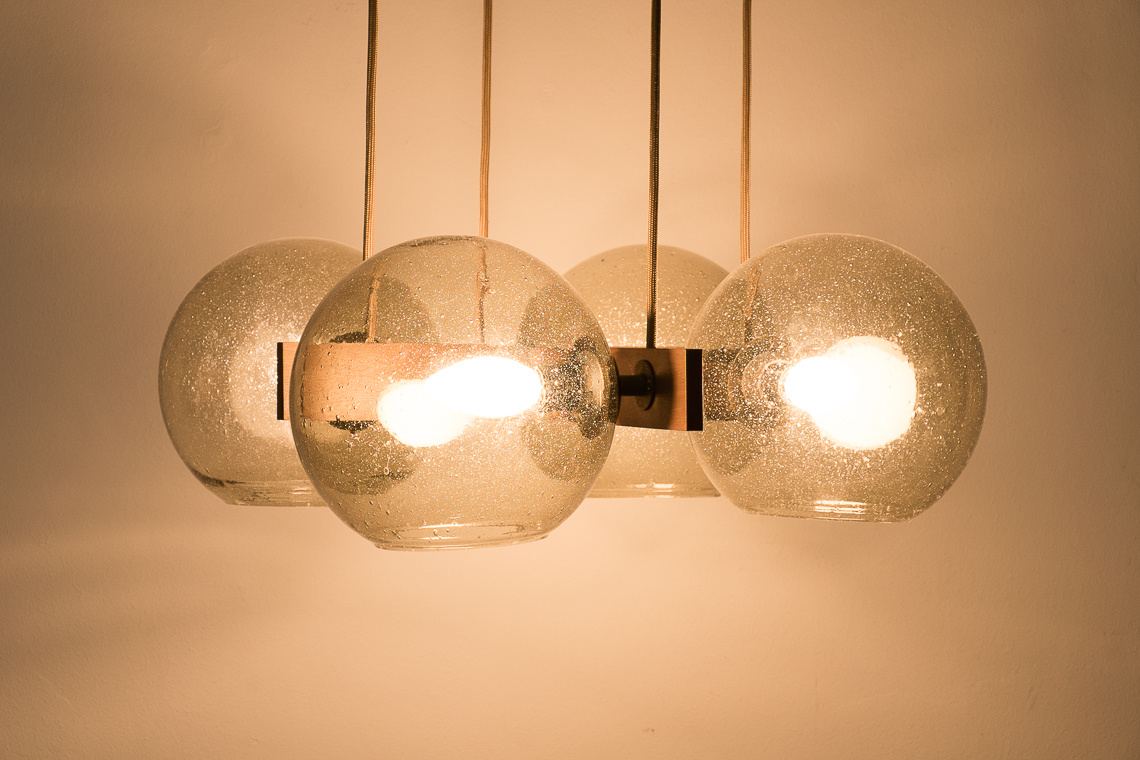 Swiss Ceiling Lamp by Temde