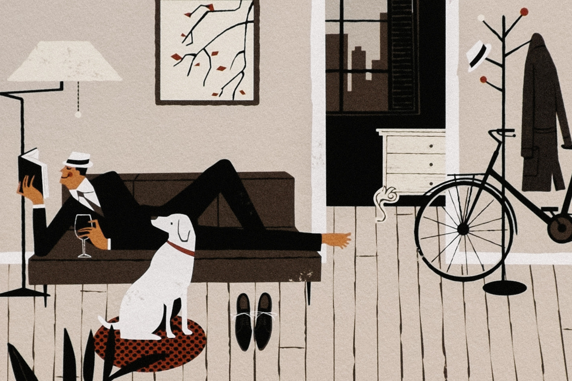 Art Print SINGLE BY Iker Ayestaran
