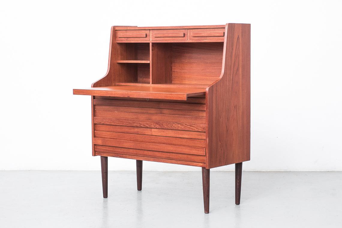 Teak secretary desk BY Reoval Møbelfabrik