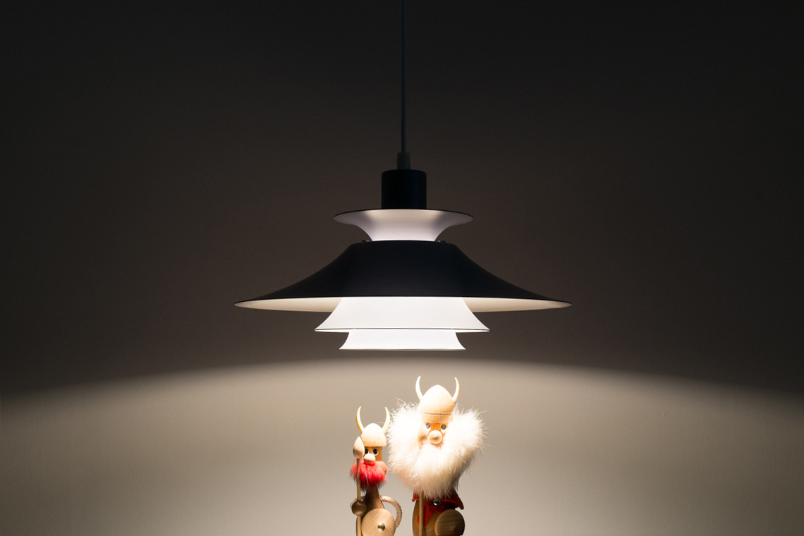 Danish lamp of FRANDSEN