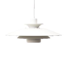 Danish PENDANT LAMP VOLGA FROM JEKA