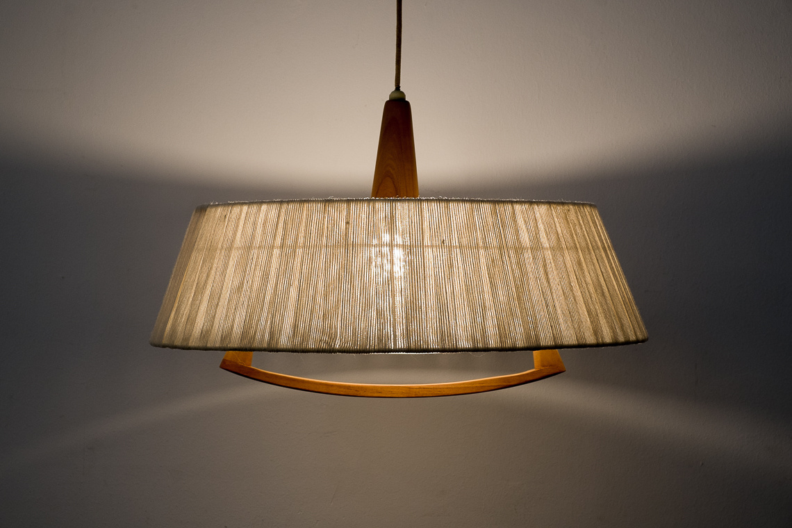 SWISS PENDANT LIGHT BY TEMDE AG