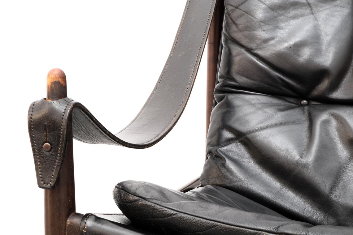 Safari Mid Century Modern Chair