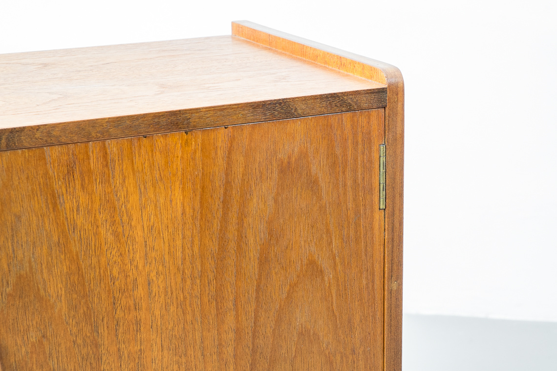 TEAK DANISH DESIGN BAR CABINET