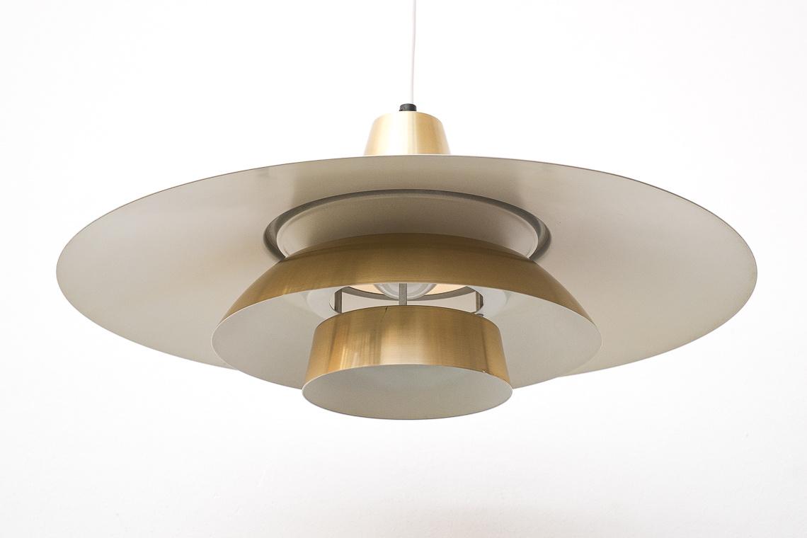 GOLD Pendant Lamp by  Super Light DENMARK
