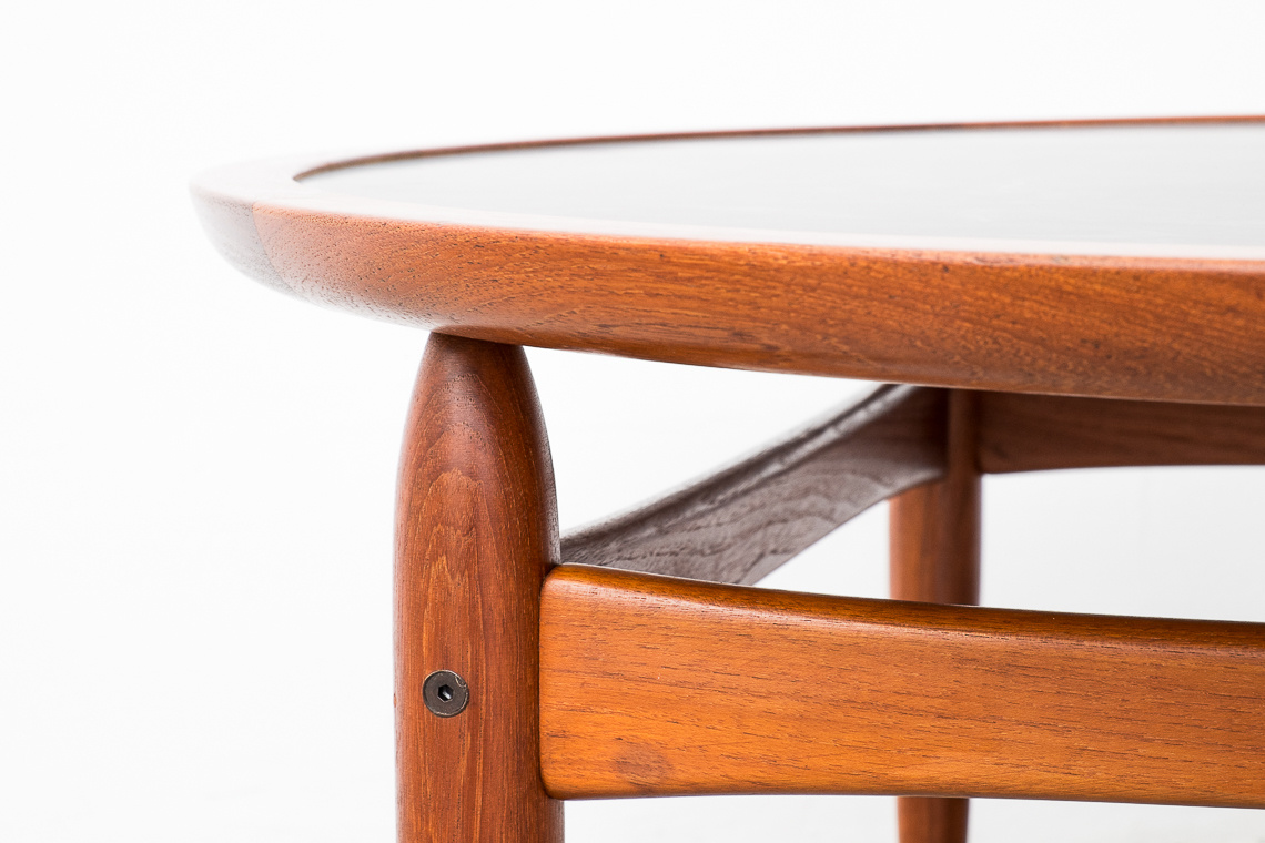 Coffee Table by Ejvind A. Johansson for Ludvig Pontoppidan