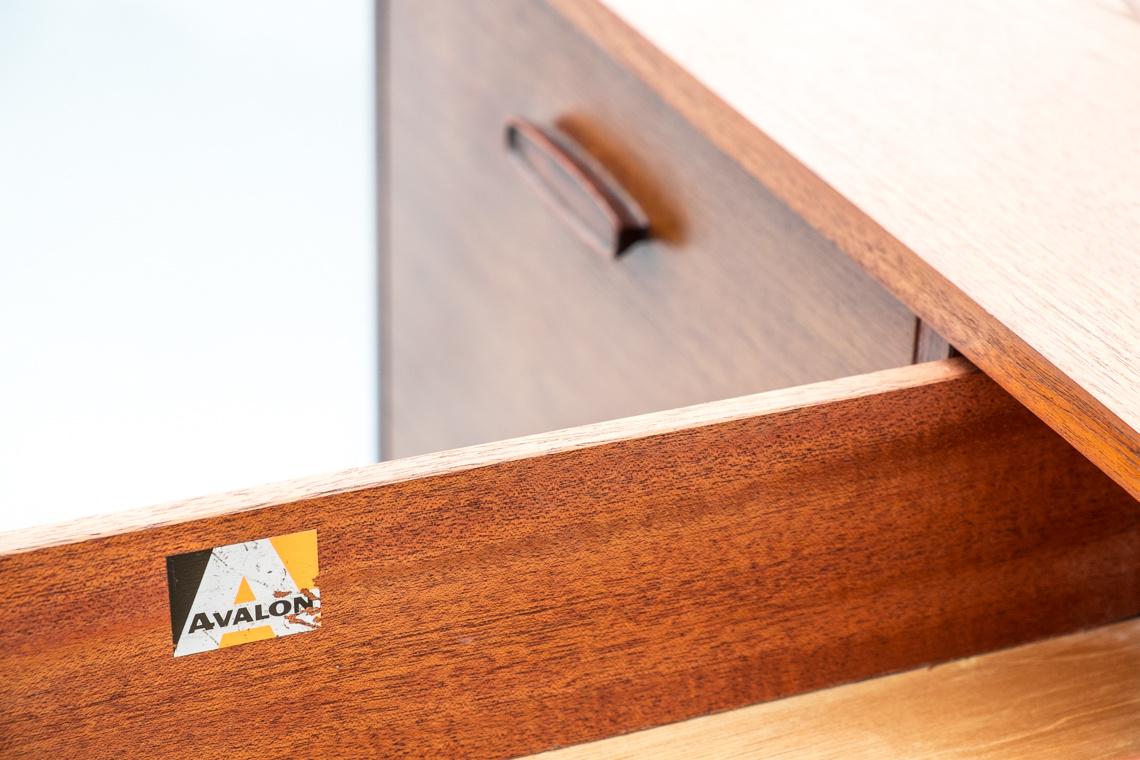 Avalon Mid Century Teak Sideboard