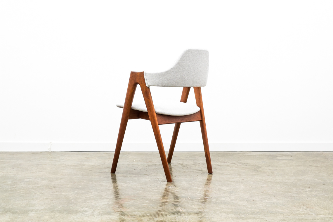 Compass Dinning Chair by Kai Kristiansen for Sva Møbler