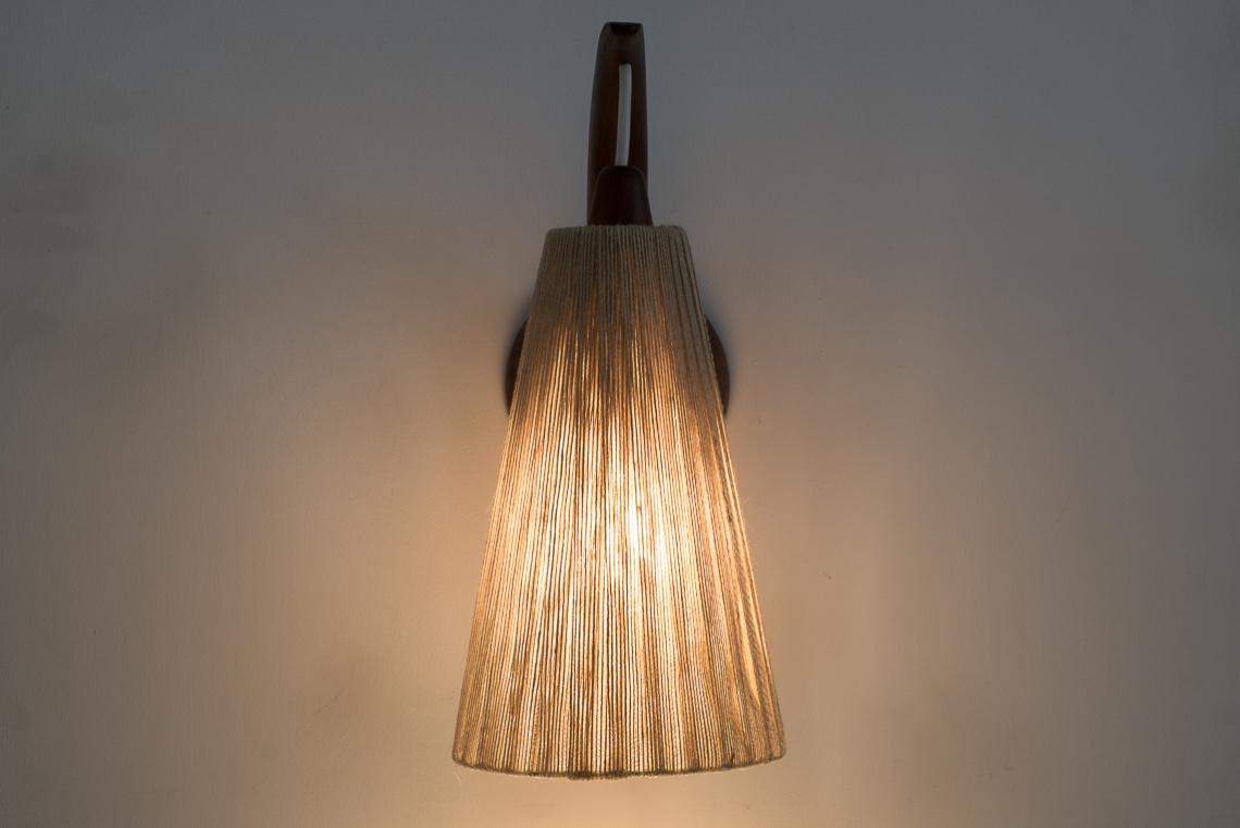 Wall Lamp TYPE 646 from Temde Leuchten