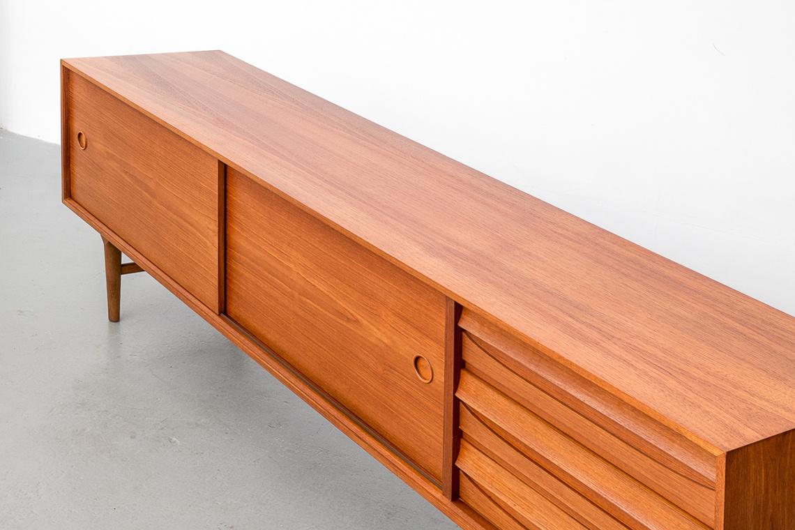 Midcentury Danish Sideboard in Teak