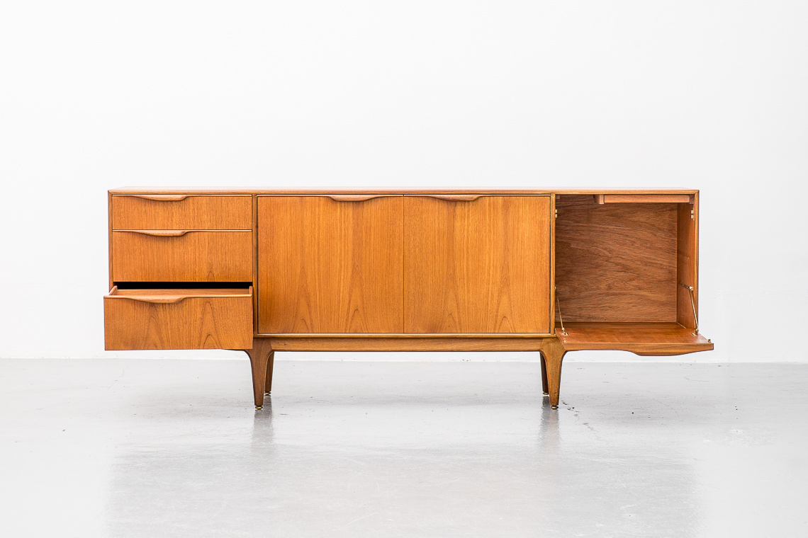 Mid-Century Teak Sideboard by A H McIntosh Scotland