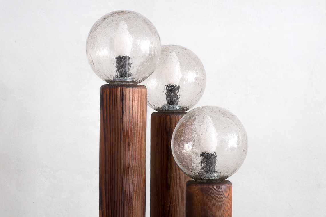 SWISS TABLE LAMP OF TEMDE