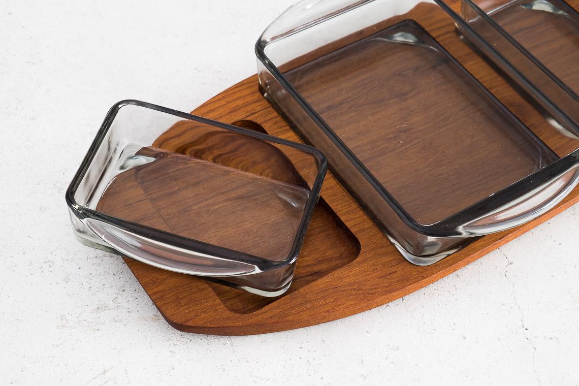 ARNE BASSE STYLE Oval Serving Platter