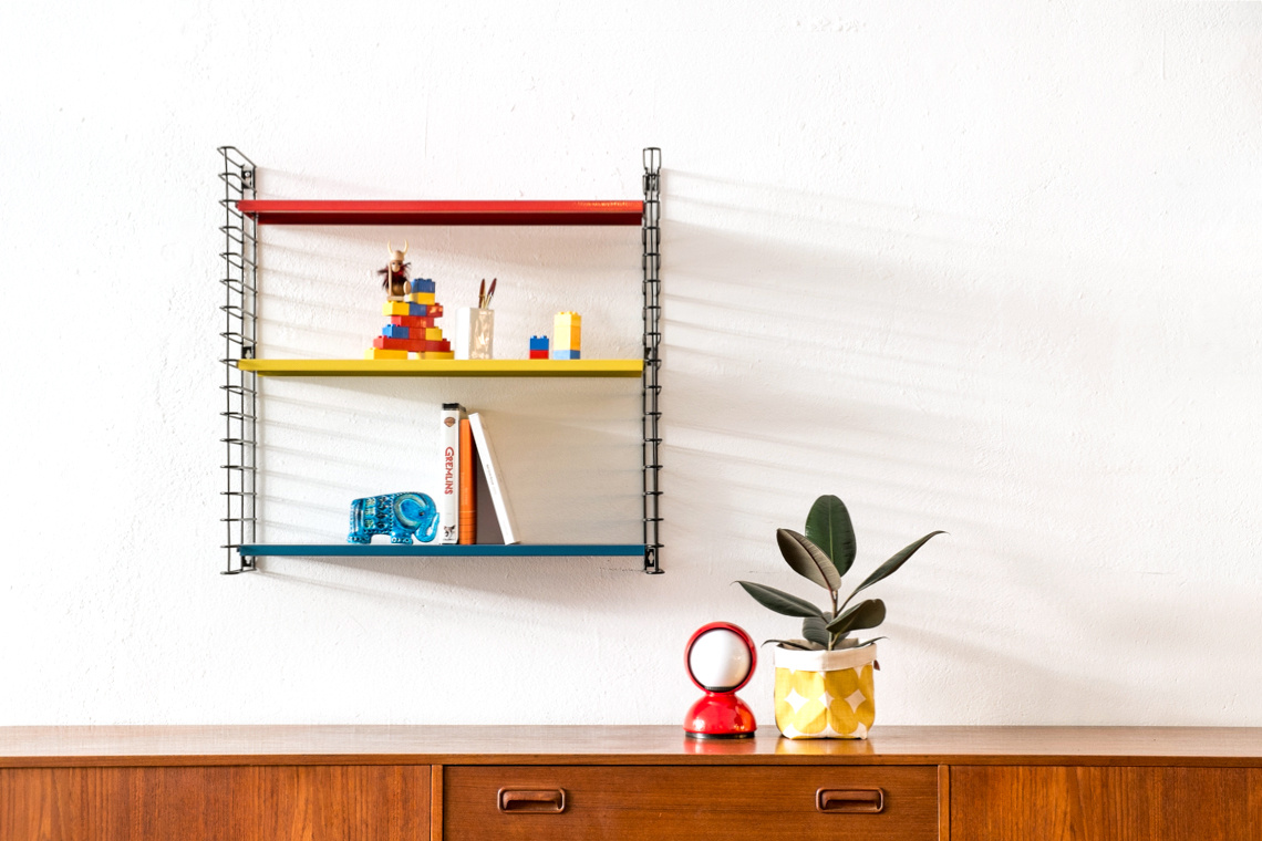 Wall Unit by A.Dekker for Tomado